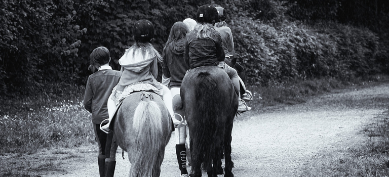 Weight limitations in horse riding