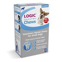 Logic Orozyme Small Dog  Chews x 24