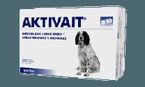 Aktivait Capsules for Medium/Large Dogs