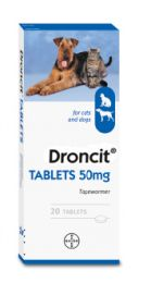 Droncit Worming Tablets
