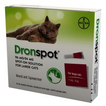 Dronspot Spot-On for Large Cats