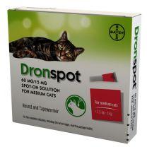 Dronspot Spot-On for Medium Cats