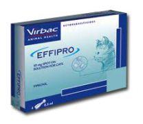 Effipro Spot-On Cat - 4 Pack