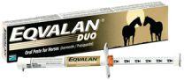 Eqvalan Duo Horse Wormer