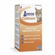 Feliway Cystease for Cats - 300 Capsules