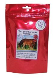 Westgate Worm Count Kit - Two Horses